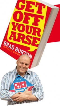 Brad Burton - Get Off Your Arse