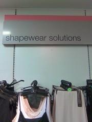 M&S sign for underwear