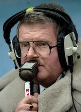 John Motson - Football commentator